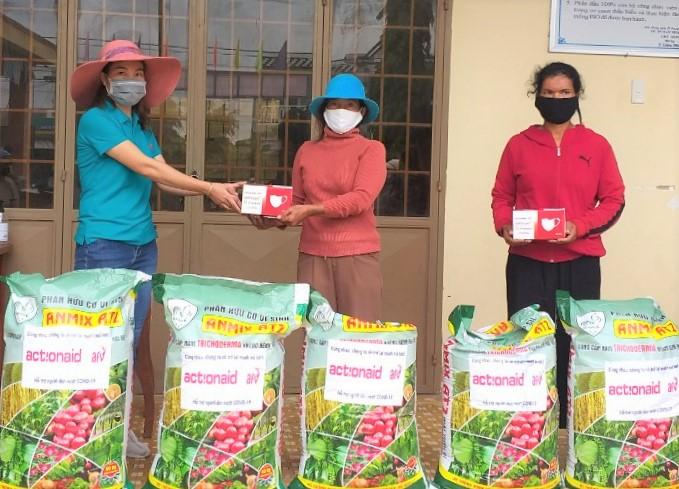 Tổ chức ActionAid Việt Nam, Quỹ Hỗ trợ chương trình, dự án an sinh xã hội Việt Nam